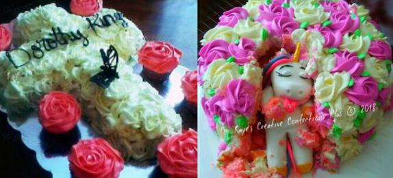 Raye's Bakery  We bake for all occasions...